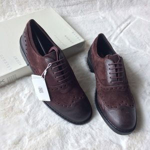 NEW IN BOX Geox Real Suede Shoes